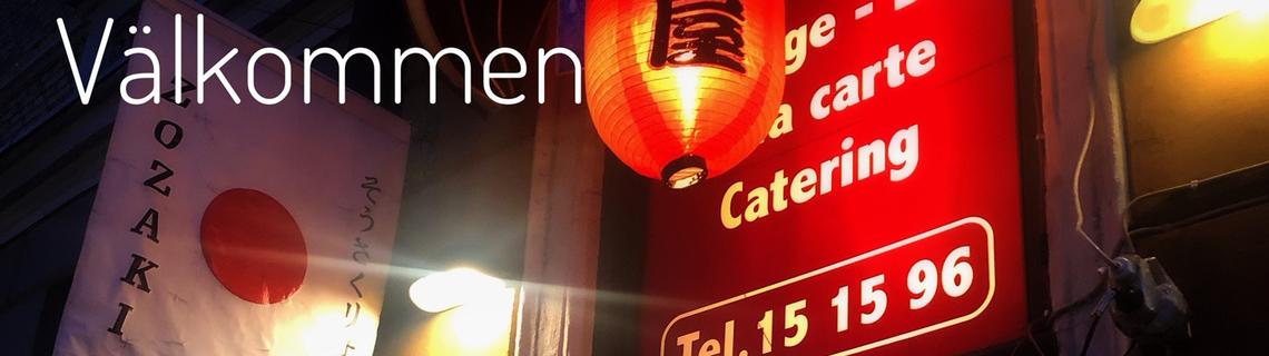 Japan Restaurang Zozaki Goteborg Valkommen Till Japan Restaurang
