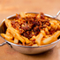 FRIES WITH CHEDDAR N' BACON