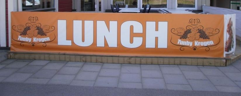 lunch utkörning västerås