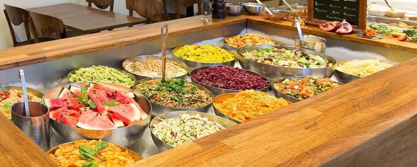 vegetarisk restaurang stockholm söder