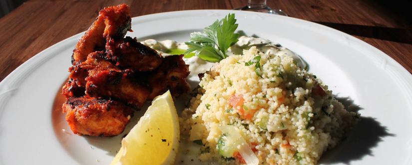 Etsi Stockholm Lunch
