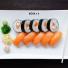 1. Maki Lax Sushi.