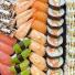 B. Sushi Paket (40 bitar)