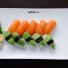 5. Avokado Lax Sushi