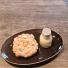 Blåbärspaj med vaniljsås