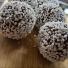 Chokladboll med pärlsocker