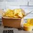 Deep Fried Tortilla Chips